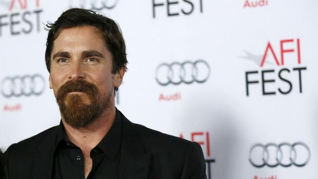 Christian Bale Quelle: REUTERS