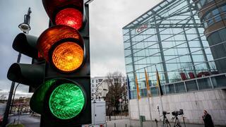 Rot-gelb-grüne Koalitionsverhandlungen: Die Pläne einer Ampel werden kaum finanzierbar sein