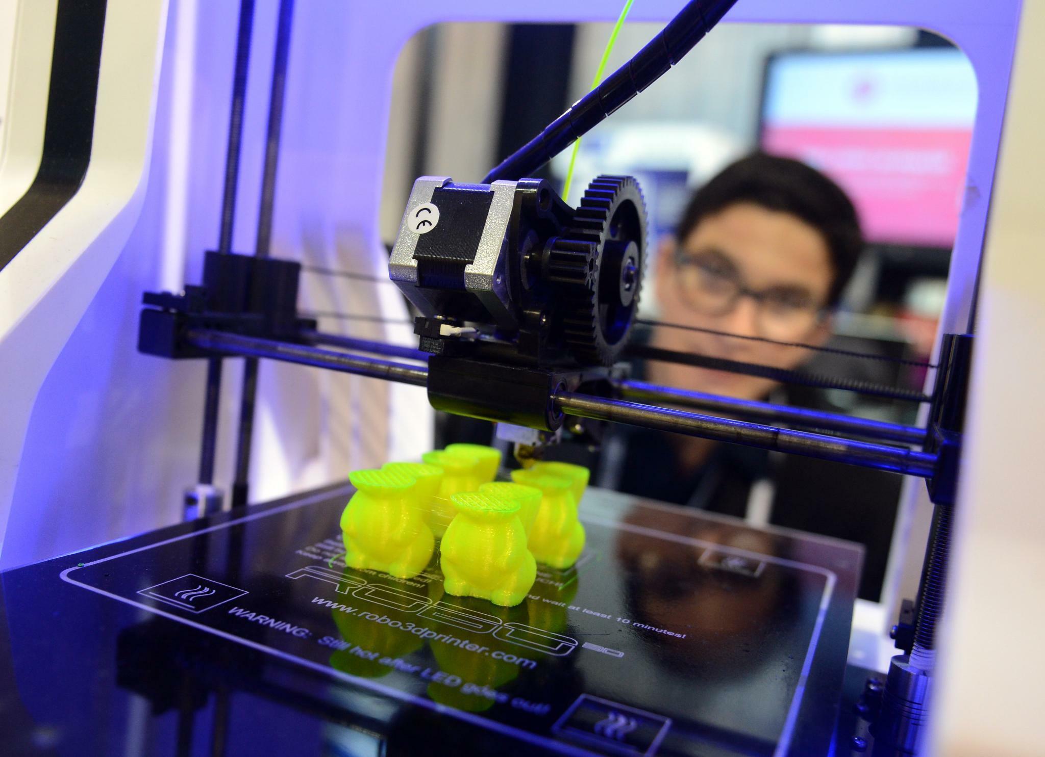 Markt wächst um 25 Prozent: 3D-Druck auf dem Vormarsch