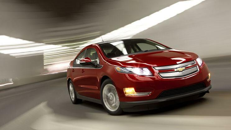 Chevrolet Volt Quelle: GM