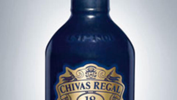 Chivas Regal Sonderedition Alexander McQueen