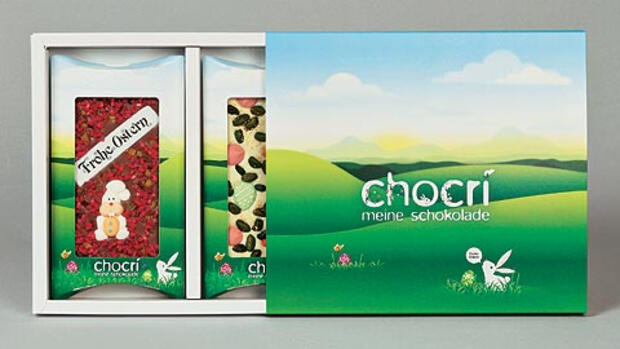 Chocri-Osterpackung: