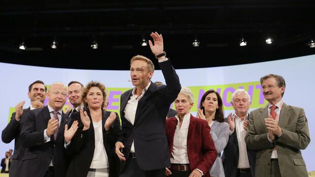 FDP: Das Frauenproblem der Liberalen