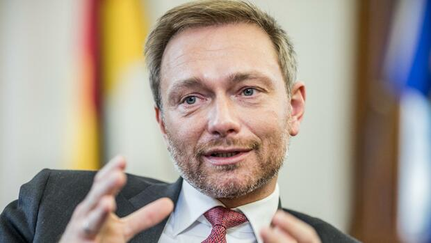 Christian Lindner, FDP-Chef Quelle: dpa