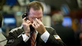 Lehman-Brothers-Insolvenz: Der Moment, in dem der mächtige Dominostein kippte