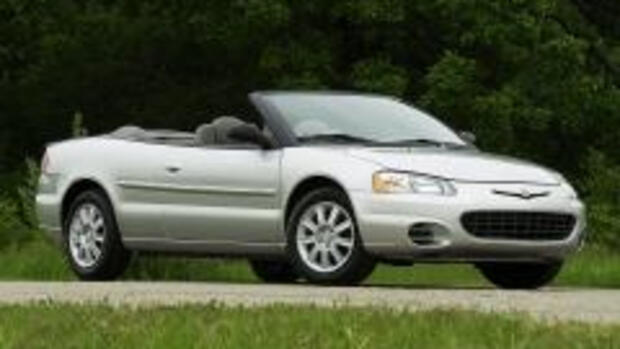 Chrysler Sebring Quelle: AP