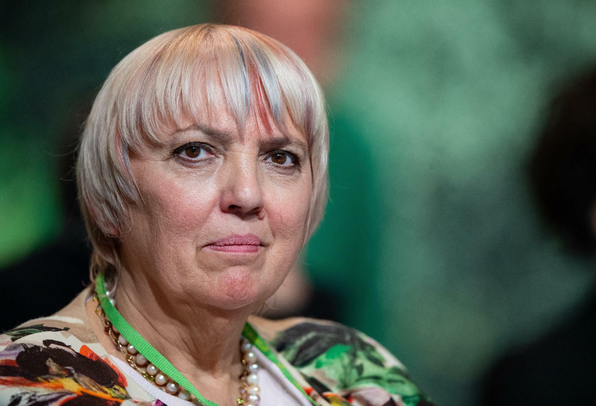 Deutscher Bundestag Claudia Roth 0