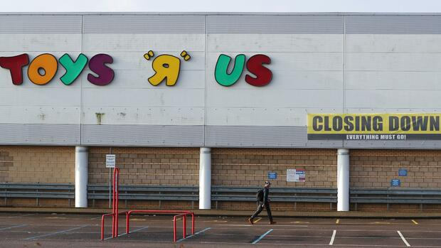 Toys'R'Us Quelle: REUTERS