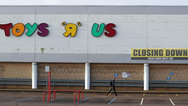 Toys R Us Closing Sign : Wirtschaftswoche online wiwo