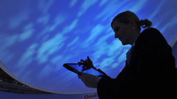 Cloud Computing Quelle: dpa