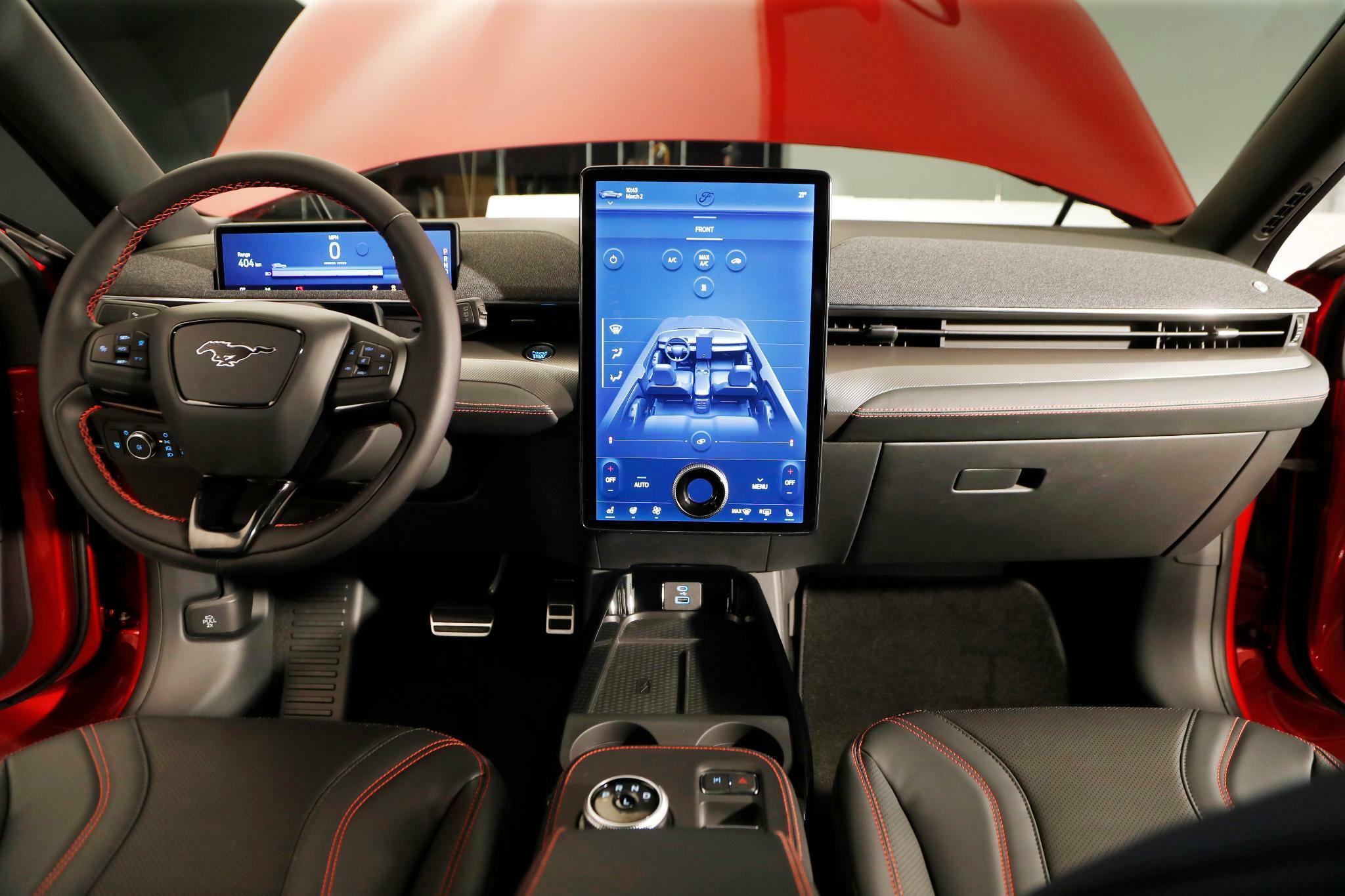 Elektro-SUV Mach-E: Ford schickt Elektro-Mustang gegen Tesla ins Rennen