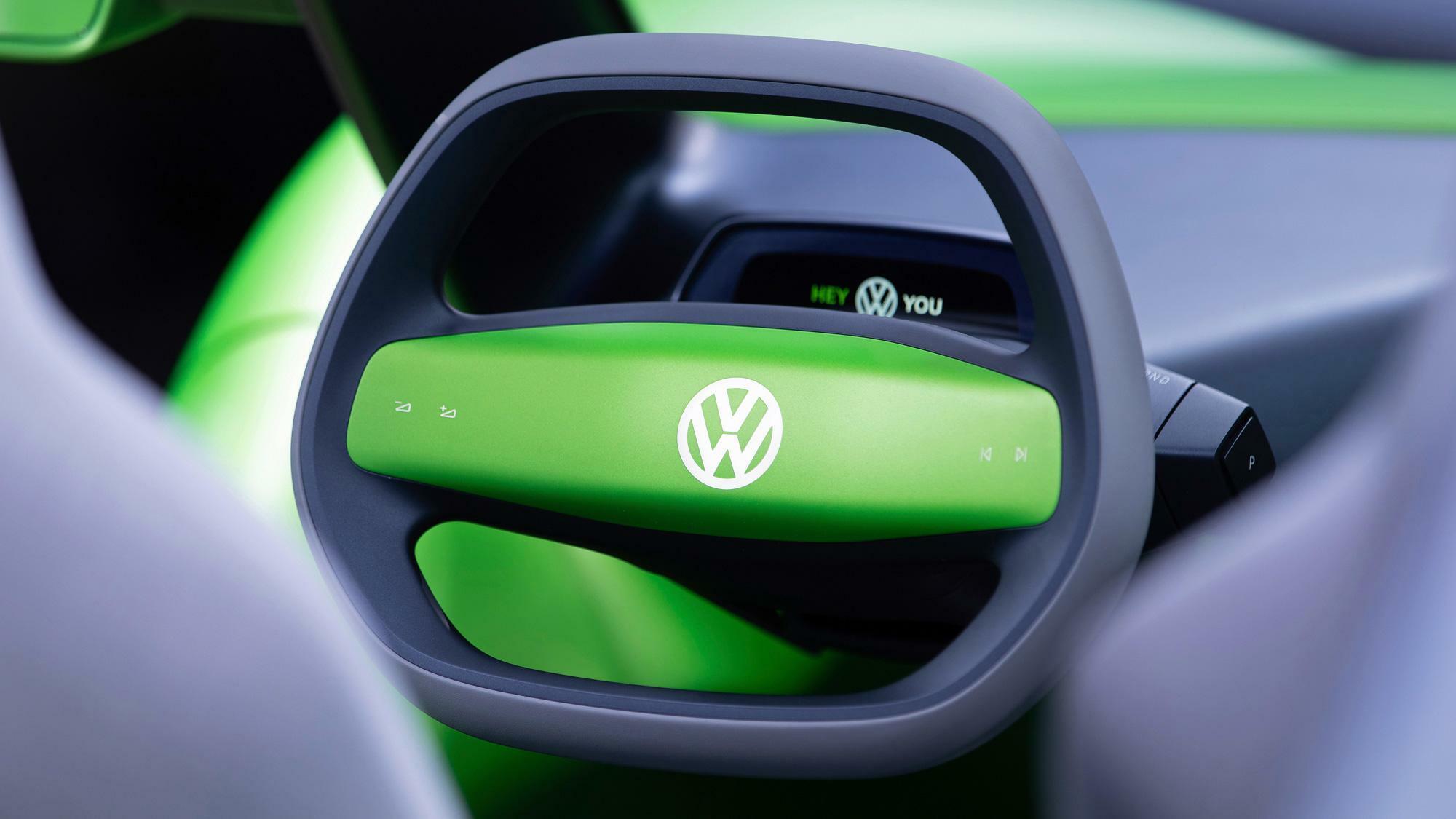 Cockpit VW ID Buggy