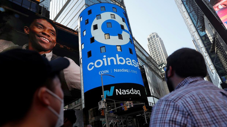 Quartalszahlen: Krypto-Börse Coinbase steigert Gewinn um das Zwanzigfache