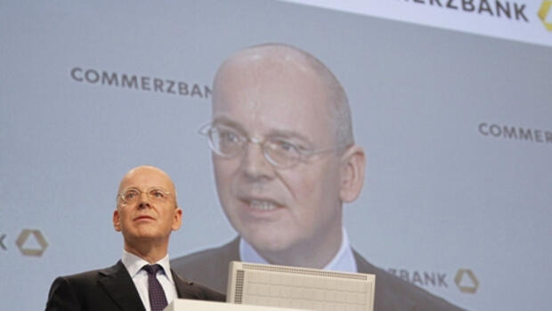 Commerzbank-Chef Blessing Quelle: REUTERS