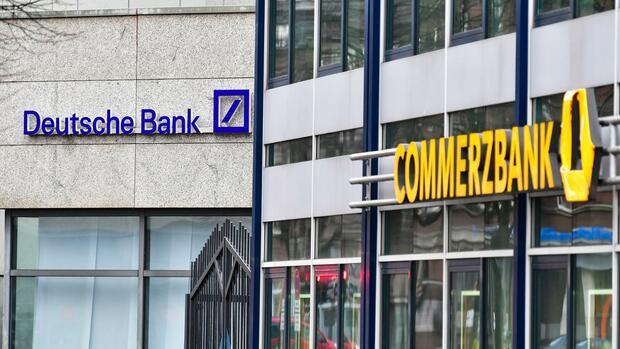 Commerzbank Entscheidung über Fusions-Gespräche am 9. April Quelle dpa