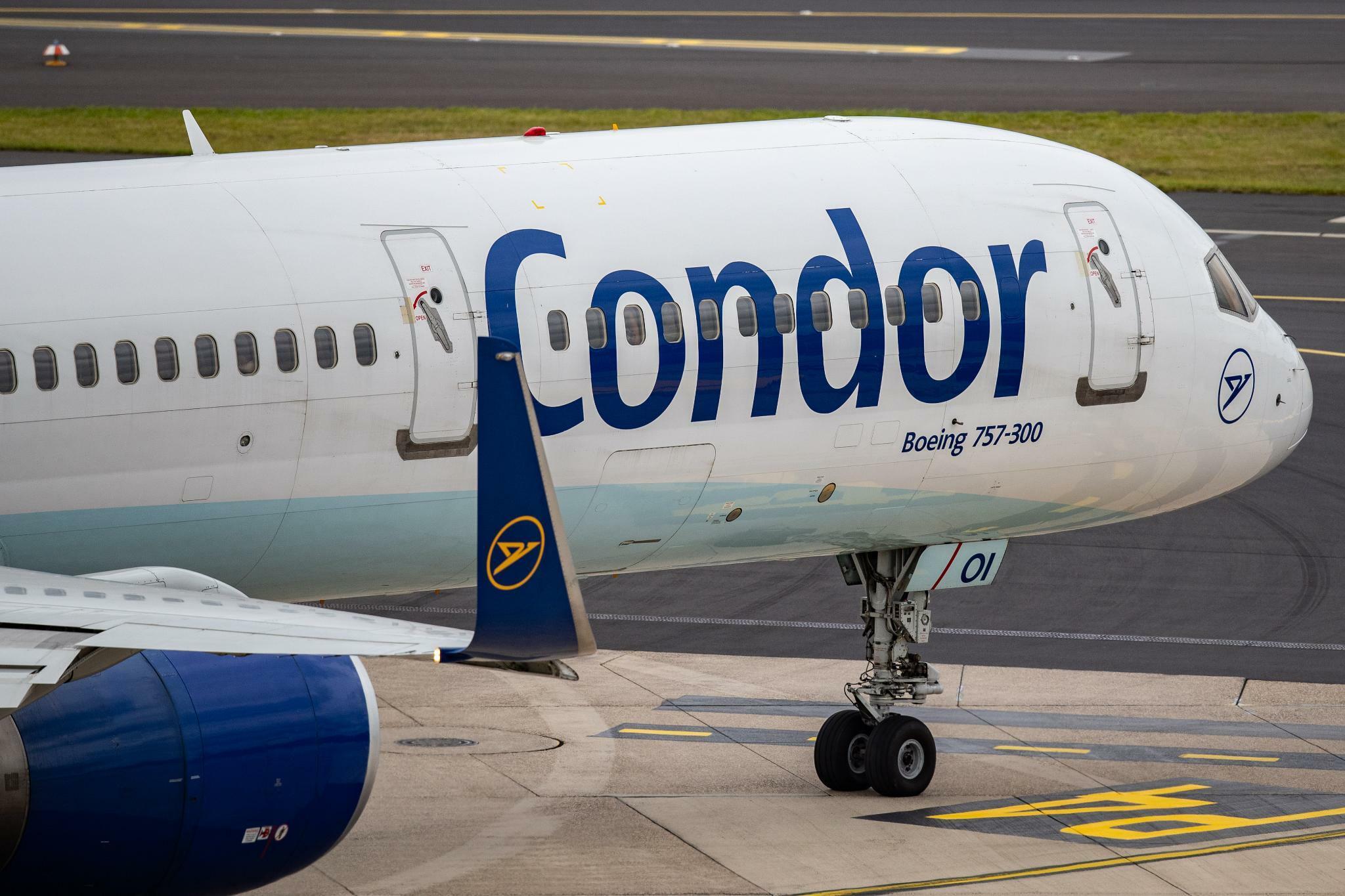 Thomas-Cook-Insolvenz: Angeblich mehrere Interessenten für Ferienflieger Condor