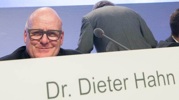 Dieter Hahn ist nicht mehr Aufsichtsratschef bei Constantin Medien
