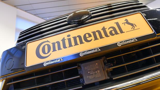 Continental tritt einer BMW-Allianz zum autonomen Fahren bei Quelle dpa