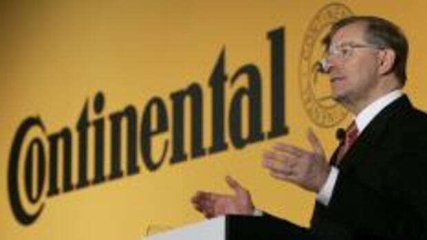 Continental-Chef Manfred Quelle: rtr