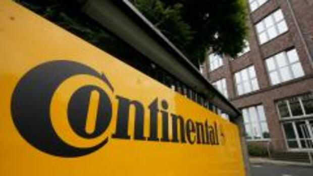 Continental-Hauptquartier in Quelle: REUTERS