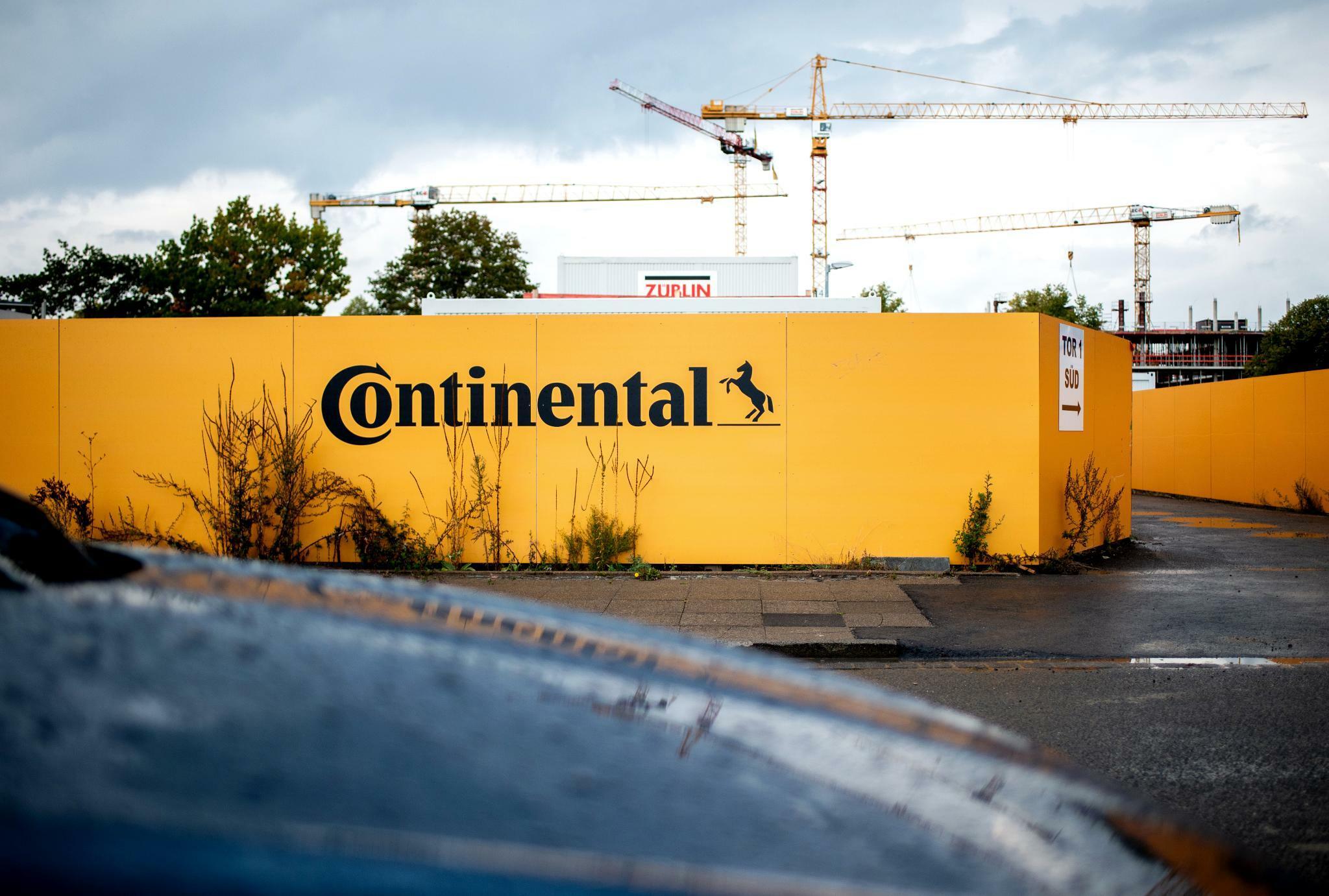 Continental schließt härteres Sparprogramm nicht aus
