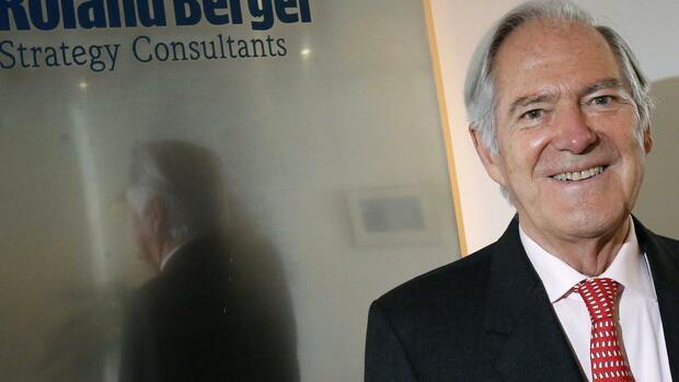 Roland Berger Quelle: REUTERS