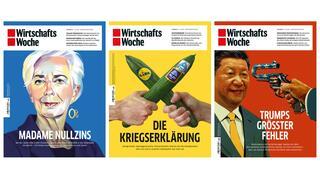 In eigener Sache: WirtschaftsWoche gleich zweimal mit European Publishing Award ausgezeichnet