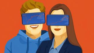 Boom der Smartphone-Broker: Generation Aktie