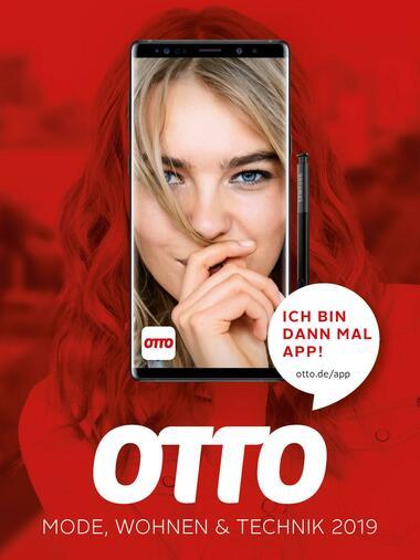 Der Otto Katalog Wird Eingestellt