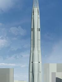 CTF Tianjin Tower Quelle: SOM