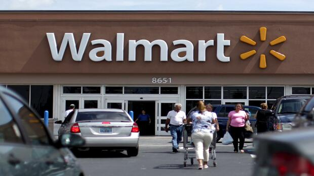 Aktie Walmart