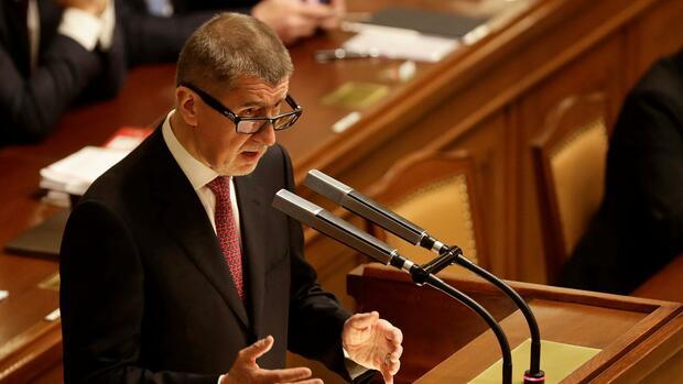 Ministerpräsident Babiš verliert Vertrauensabstimmung