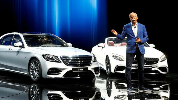 Diesel-Nachbesserung drückt Daimler-Gewinn