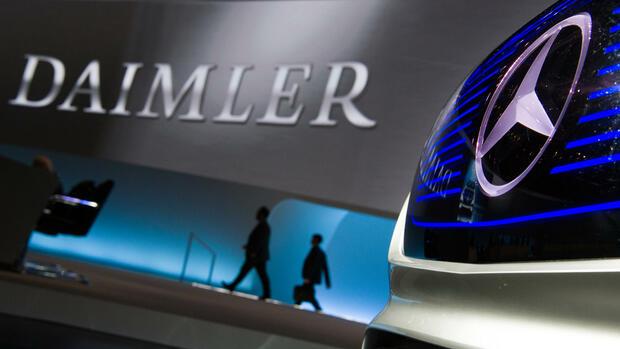 Daimler blickt optimistischer in die Zukunft