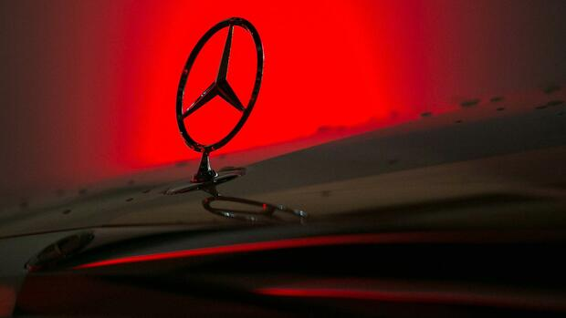 Daimler in Gefahr Quelle: Bloomberg