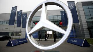 Milliarden-Investition: Daimler baut neue Fabrik für E-Autos in China
