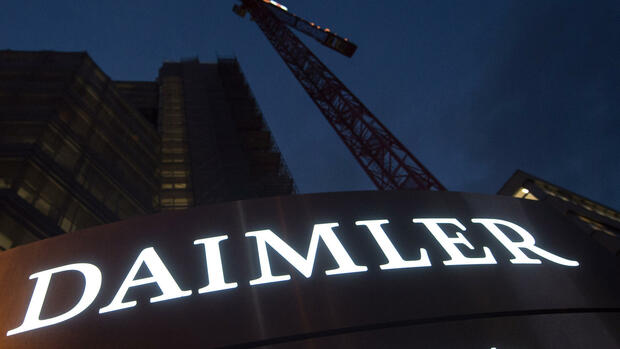 Der Autobauer Daimler muss beim Verkehrsministerium vorsprechen. Quelle dpa