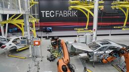 Smart Factory: Autobauer lenken die digitale Revolution