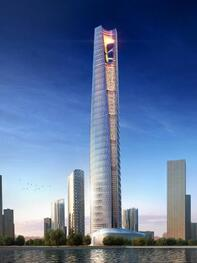 Dalian Greenland Center Quelle: HOK