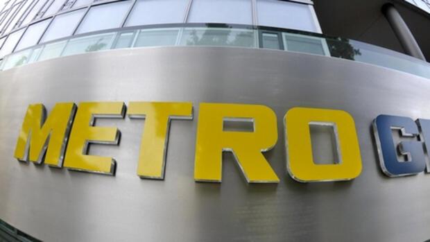 Großhandel Verschärfter Sparkurs Bei Metro