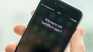 Digitalisierung der Finanzwelt: Siri für Bankkunden