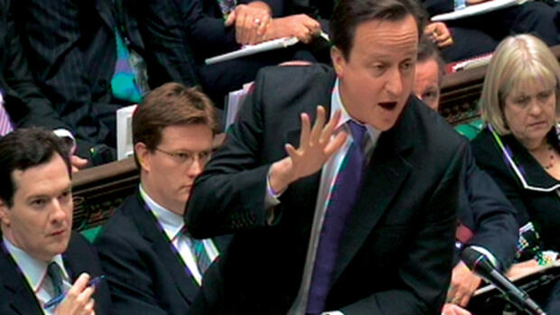 David Cameron Quelle: Picture-Alliance/DPA
