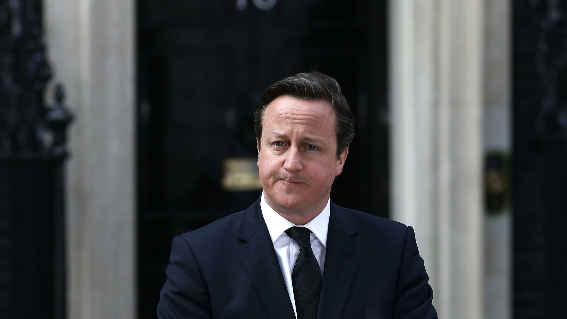 David Cameron Quelle: AP