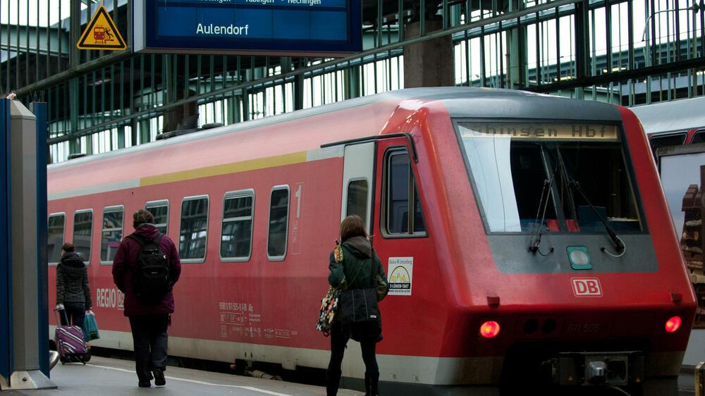 Schwarzfahren Deutsche Bahn
