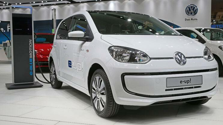 VW e-Up! Quelle: Volkswagen