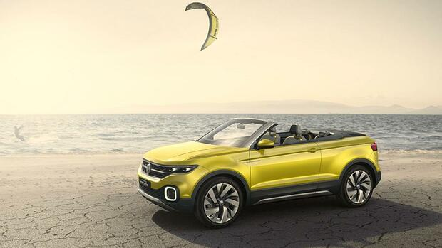 VW T-Cross Breeze Quelle: Volkswagen
