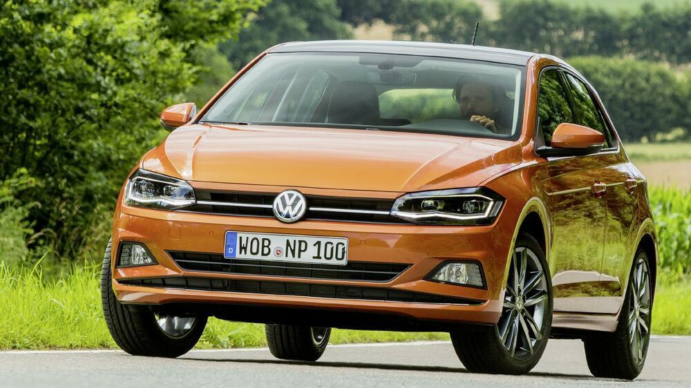 Volkswagen Polo Dieser Polo Ist Ein Mini Golf