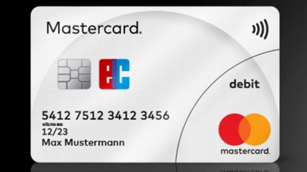 Debitkarte Ec Karte