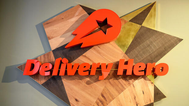Delivery Hero Quelle: dpa