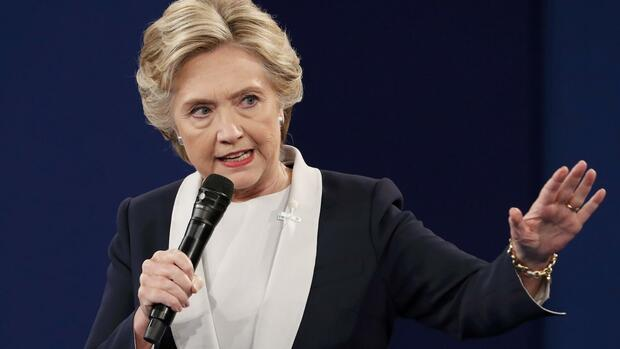 Hillary Clinton Quelle: REUTERS